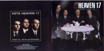 Heaven 17 singles